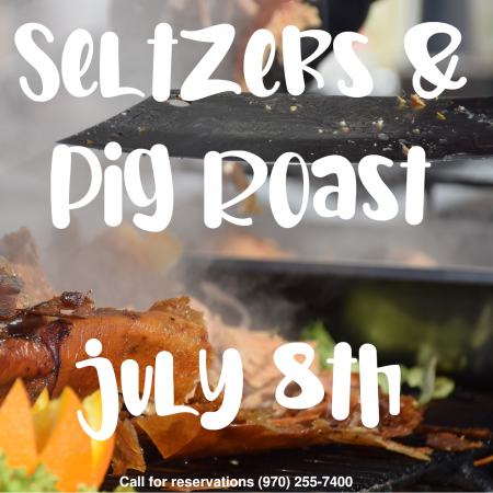 Setlzers and Pig Roast
